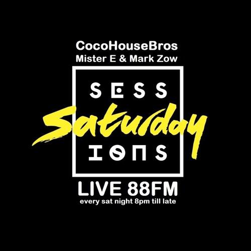 88FM CocoHouseBros Sessions 002 (Mark Zow Live Set)