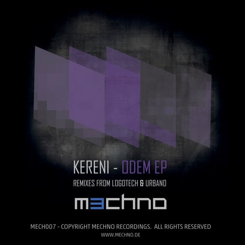 Kereni - Odem EP (MECHNO 007)