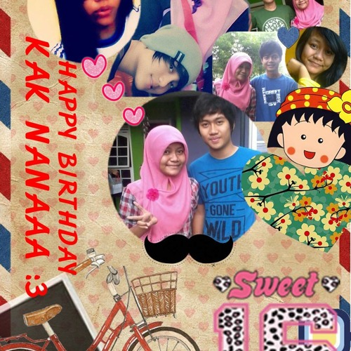 Happy Birthday Kak Nanaa
