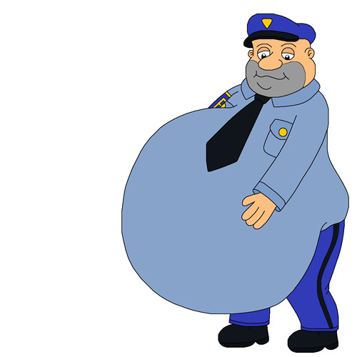 Elevated Mood - Fat Cop (Work In Progress)