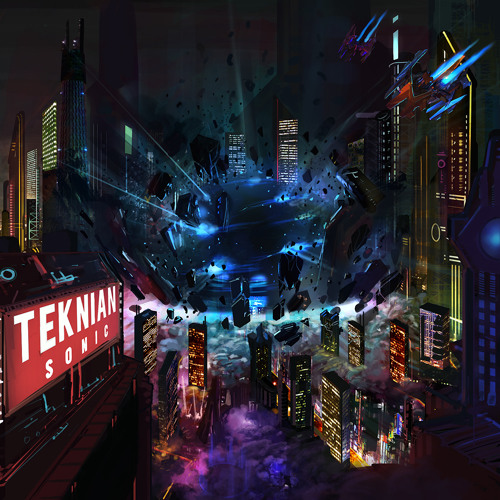 Teknian - Behemoth