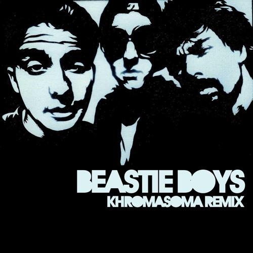 Beastie Boys Intergalactic remix KhromaSoma