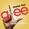 'Glee' Cast - 'Locked Out of Heaven' album artwork