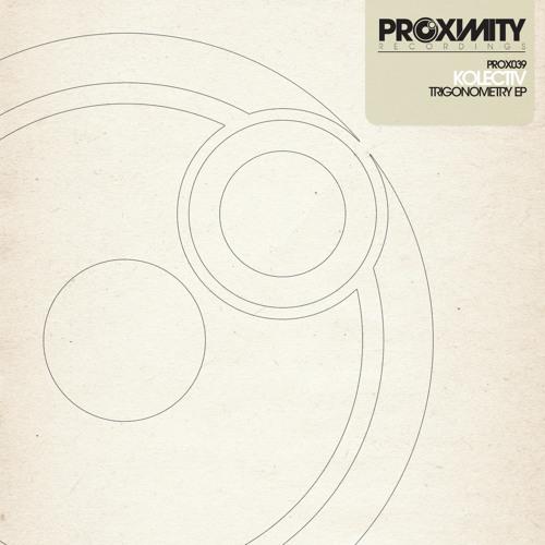 PROX039 - KOLECTIV - TIMECODE