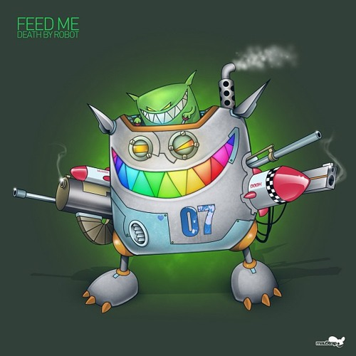 Feed Me - Dialup Days