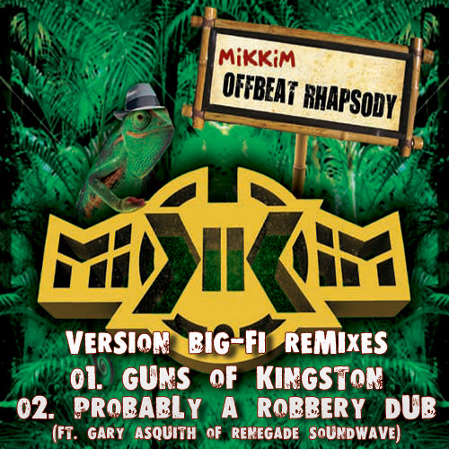 Guns Of Kingston (Version Big-Fi Mix)