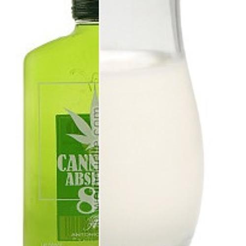 Absinth mit Milch