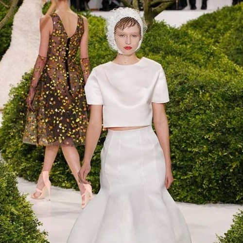 Christian Dior Haute Couture Spring / Summer 2013