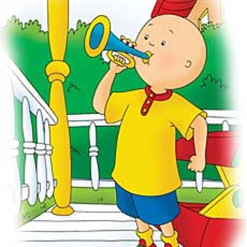 Bald Headed 4 Year Old Discovers Himself (Calliou)
