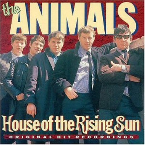 Animals - House of the rising sun (Cosmic Waves Remix)