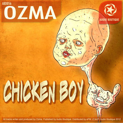 Ozma - Chicken Boy (Drumstep VIP) [for 1000 Likes on my DJ Page on FB]