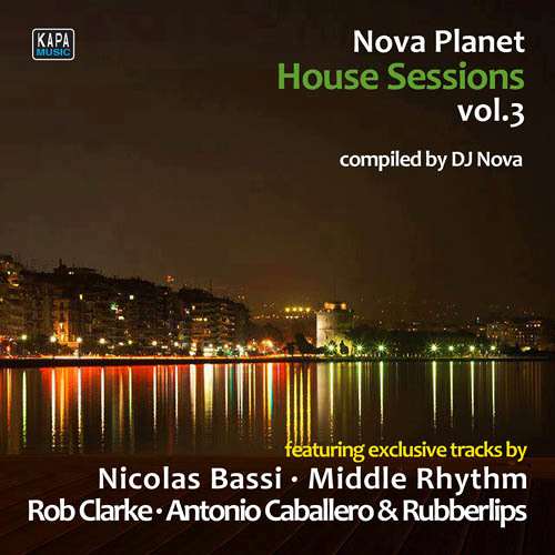 Nova Planet House Sessions Vol.3