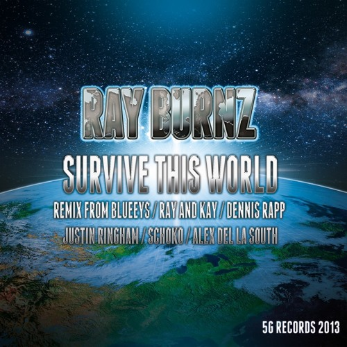 Survive This World (Justin Ringham's Born Survivor Mix)