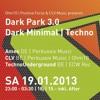 DARK PARK III - Dark Minimal / Techno mixset I9.01.2013 for OHM10 (CH) mp3