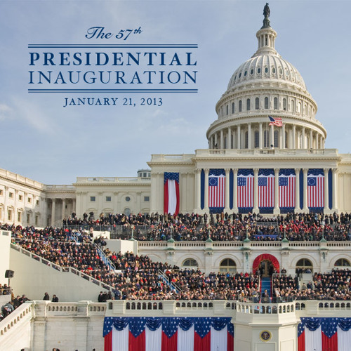 President Obama Delivers His Second Inaugural Address (Jan 21, 2013)