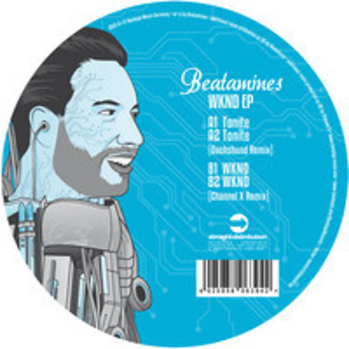 Beatamines - WKND (Channel X Remix)