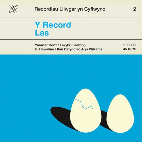Llwybr Llaethog - Ofergoelion (feat. Geraint Jarman & Lisa Jarman)