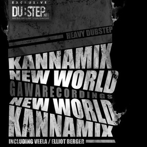 Cerulean by Kannamix ft. Veela (Elliot Berger Remix) - Dubstep.NET Exclusive