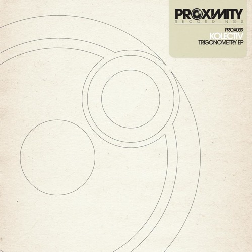 Scatter - Kolectiv - Trigonometry EP - Proximity Recordings - OUT 4th FEB 2013