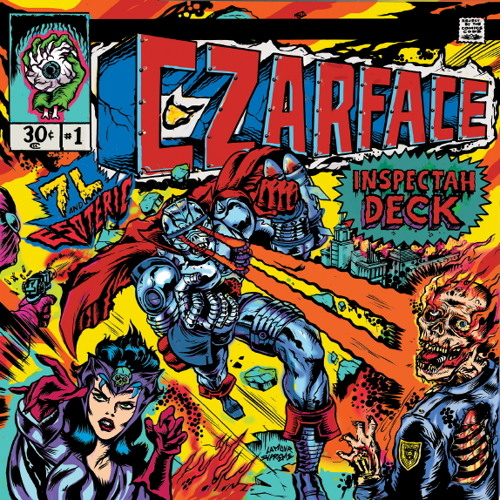 "Czarface (Inspectah Deck & 7L & Esoteric) f/ Action Bronson ""It's Raw"""