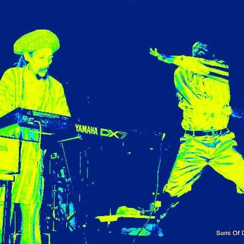 The King will Dub Again (feat. Junior Delgado) - Suns of Dub