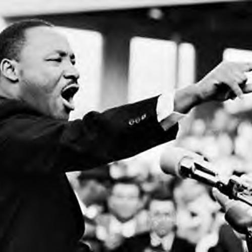 Martin Luther King, Jr. - Drum Major Instinct Speech b/w Meek Mills Instros