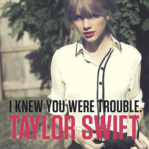 Taylor Swift - I Knew You Were Trouble ( Ozgur Mete Remix)