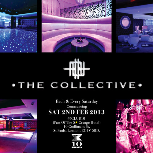 The Collective Promo CD Mixed By DJ Benz