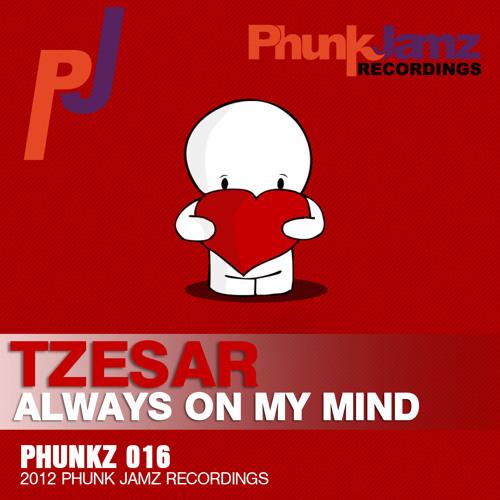 TZESAR - Always On My Mind (Original Mix)