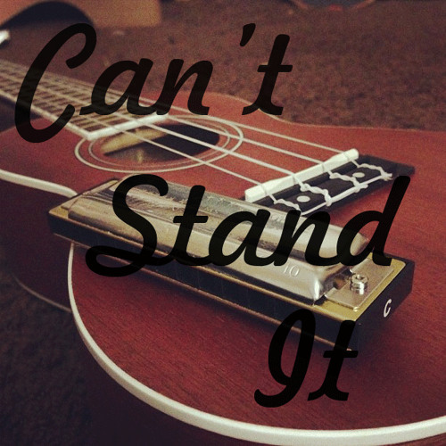 Cant Stand It (Cover)