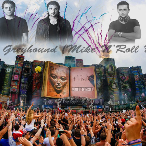 Swedish House Mafia vs Dimitri Vegas & Like Mike - This Is Greyhound (Mike N'Roll Extended Bootleg)
