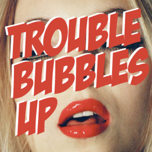 Trouble Bubbles Up live at the TBC studio (SiNKA)