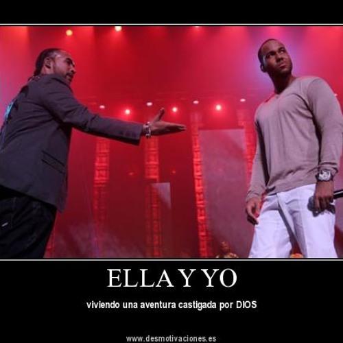 Aventura Ft Don Omar - Ella y yo (Edit Dj Cristian)(Acapella)