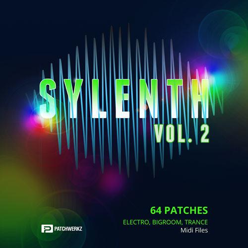 Patchwerkz Sylenth vol 2- Out Now www.patchwerkz.com