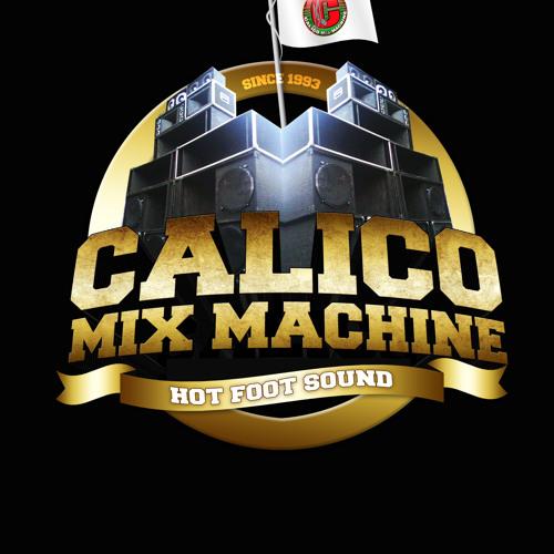 Calico Mix Machine Dancehall Mix Volume 13