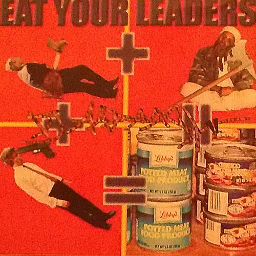 DJ Animal - Eat Your Leaders (Mixtape)