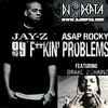 Jay-Z vs A$AP Rocky ft. 2 Chainz & Drake - 99 F***in Problems (DEPTA Mashup)