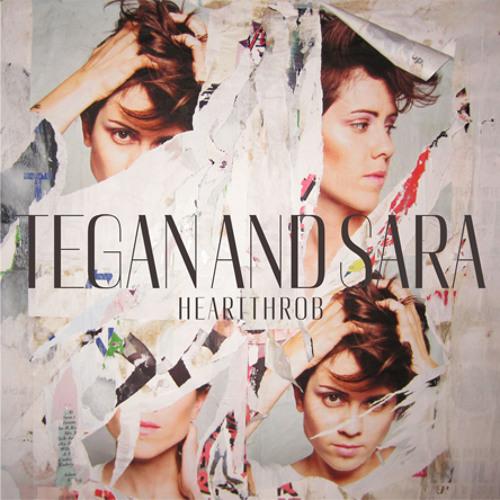 Tegan and Sara - Magazine cover