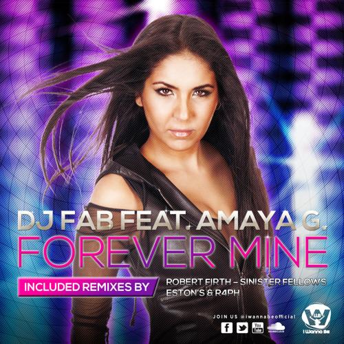DJ Fab Feat. Amaya G. - Forever Mine (Acapella Oh Vox Wav Format)