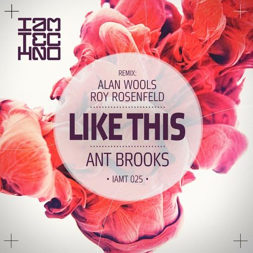 Ant Brooks - Like This (Roy RosenfelD Remix) [I Am Techno]