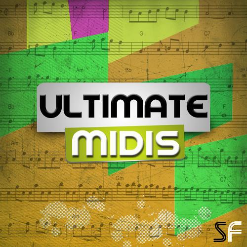Ultimate Midis Sample Pack Demo
