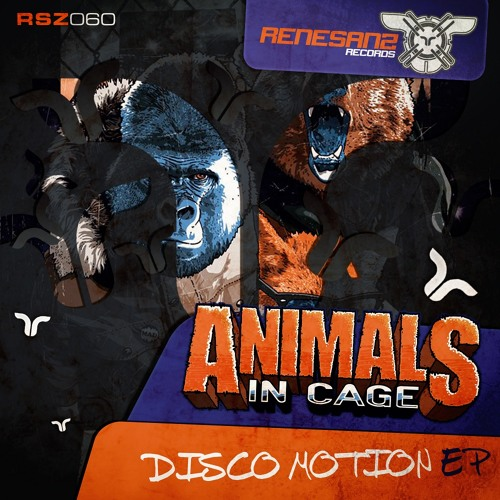 Animals In Cage - Disco Motion (Original Mix)