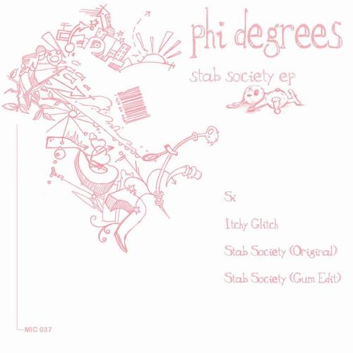 Stab Society   [Micro Digital Records]