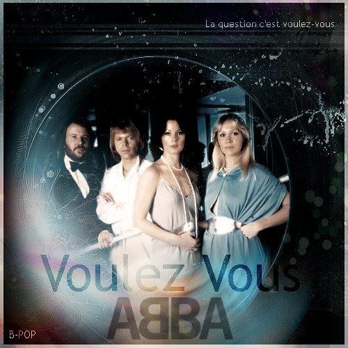 ABBA - Voulez Vous (B-POP Almighty Expectation Mix)