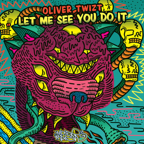 Oliver Twizt - Let Me See You Do It (Trap Remix)