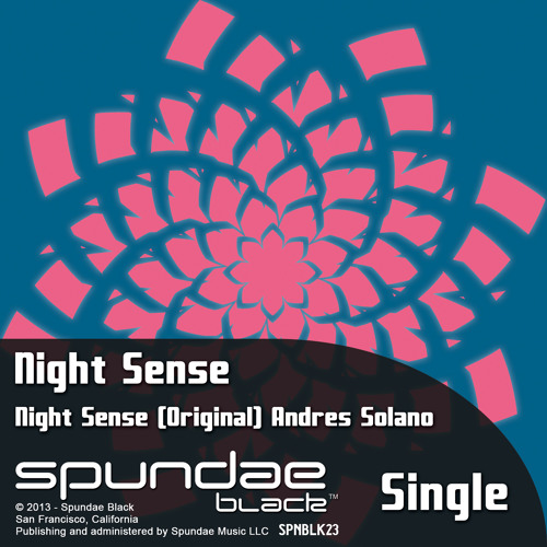 Night Sense (Original) Andres Solano - Out in Beatport Jan 22 - Low Preview