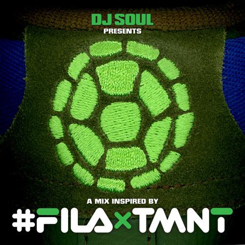 FILA x TMNT Mixtape