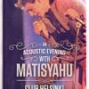 """Matisyahu - """"Running Away"""" Bob Marley cover live at Helsinki - Hudson NY"""