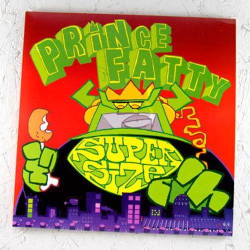 Prince Fatty 'Supersize' Launch Mixtape