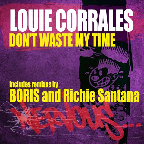 BORIS - DON'T WASTE MY TIME RMX